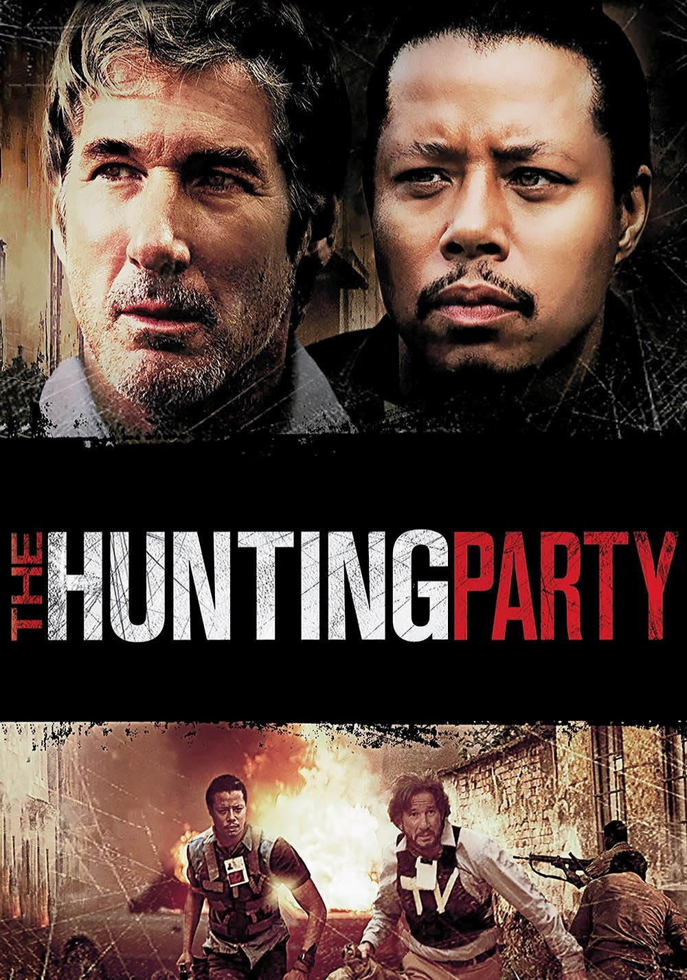 THE HUNTING PARTY (feature)(2006)